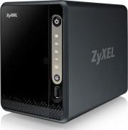 ZYXEL NAS326-EU0101F Server NAS Desktop colore Nero  NAS326
