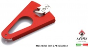 Zaseves 502374 Apritutto Con Apriscatola Verniciato A.50237