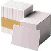 Zebra 104523-111 Premier PVC Card 30 mil 5 packs x 100