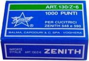 Zenith 301303601 Confezione 10 x 1000 Punti 130Z-6 66 Acc Z