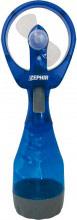 Zephir Mini Ventilatore Portatile Nebulizzatore a Acqua 2 Pale Viola PHF20