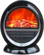 Zephir ZFP1500N Caminetto elettrico Ceramico 1500W Termostato
