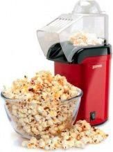 Zephir Macchina per Pop Corn Potenza 1200 Watt col NeroRosso ZHC491