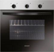 Zerowatt ZFFS302NX Forno Incasso elettrico Ventilato Grill 60 cm Nero Inox