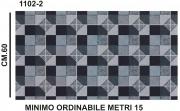 Zetatex S1102-2 Passatoia Terra Mat h.60 Disegno 1102-2