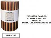 Zetatex S201 Passatoia Bamboo h.50 Degrade Marrone