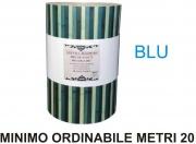 Zetatex S204 Passatoia Bamboo h.50 Degrade Blu