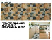 Zetatex S341-1 Passatoia Ciniglia h.52 Decoro 341-1