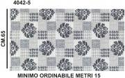 Zetatex S4042-5 Passatoia Aquamat h.65 Disegno 4042-5