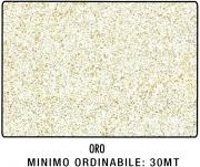 Zetatex X040 Tovagliato Cristallo h.140 Oro