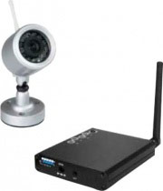 Zodiac GP-812D Telecamera IP Bullet Videosorveglianza per Esterno IP 66