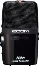 Zoom H2n Dittafono USB Autonomia 20 h Audio mp3  pcm  wav