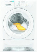 Zoppas Asciugatrice Asciugabiancheria 7 Kg A+ Condensazione Pompa Calore PTH73300V