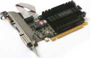Zotac Scheda Video 1 GB DDR3 Pci Express HDMI ZT-71301-20L GeForce GT 710