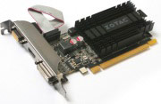 Zotac ZT-71302-20L Scheda Video 2 GB DDR3 Pci Express HDMI  GeForce GT 710