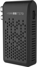 I-Can T370 Decoder digitale terrestre DVB-T Funzione Registrazione Timeshift USB