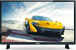 "Akai TV LED 32"" HD Ready DVB T2 Funzione Hotel USB HDMI Scart AKTv3214T ITA"