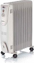 Ariete Radiatore Termosifone Elettrico Olio Stufa Portatile 11 elementi 2000W 835