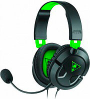 TURTLE BEACH RECON 50X Cuffie Gaming PS4 Xbox One PC con Microfono Archetto Nero