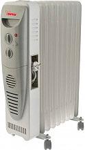 Bimar Radiatore Termosifone Elettrico ad Olio Stufa 9 Elementi 2400W S759T