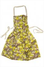 Blanco Raya K141001 - 70x90  Verde Militare Grembiule Cucina Cotone Impermeabile 70x90 cm Camouflage