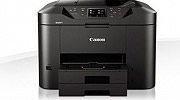 Canon Stampante Multifunzione Ink-Jet A4 Colori Wi-Fi 0958C009 Maxify MB2750