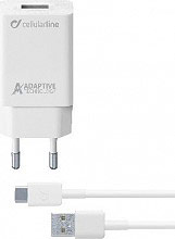 Cellular Line ACHSMKIT15WTYCW Caricabatterie universale rete Adattatore USB-C