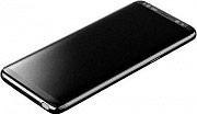 Cellular Line Curved Tempered Glass Pellicola Galaxy S9+ Plus  TEMPGCUGALS9PLK