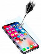 """Cellular Line TEMPGLASSIPHX Pellicola Vetro temperato Smartphone 5.8"""" iPhone X"""