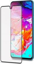 celly FULLGLASS835BK Pellicola Protettiva Samsung Galaxy A70 Nero, Trasparente - FULLGLASS835B
