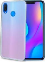 celly GELSKIN820 Custodia per Cellulare Huawei P smart 2019 colore Trasparente