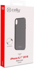 celly GELSKIN998BK Custodia per Cellulare Apple iPhone Xr colore Nero