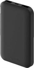 celly PBE5000BK Power Bank Carica Batteria Portatile 5000 mAh Universale Nero