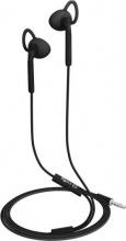 celly UP400ACTBK Auricolari Cuffie In Ear Cuffiette con Microfono Nero