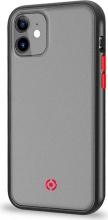 celly VOLCANO1001BK Cover iPhone 11 Apple Custodia colore Nero Volcano