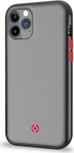 celly VOLCANO1002BK Cover iPhone 11 Pro Max Apple Custodia colore Nero Volcano