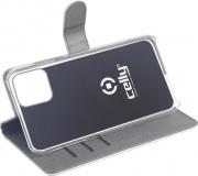 """celly WALLY1002WH Custodia per iPhone 11 Pro Max 6.5"""" a libro Grigio, Bianco"""