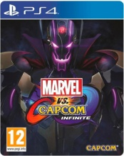 digital bros SP4M13 Videogioco per PS4 Marvel Vs Capcom Inf Deluxe