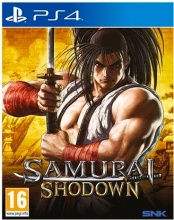 digital bros SP4S25 Samurai Shodown Picchiaduro 16+ PS4