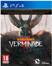 digital bros SP4W07 Warhammer Vermintide 2 Deluxe Edition Azione 18+ PS4
