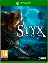 Focus SX3504 Videogioco per Xbox One Styx: Shards of Darkness Azione 16