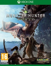 digital bros SX3M12 Videogioco per Xbox One Monster Hunter World