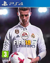 EA 1034481 FIFA 18 Videogioco Playstation 4 PS4 Inglese Multiplayer