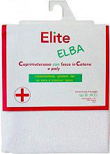 Elite Coprimaterasso Impermeabile Matrimoniale con Angoli 198x180x22 cm - Elba