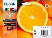 Epson C13T33374020 Cartuccia inkjet orginale multipack Expression Home XP-530