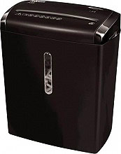 fellowes Distruggi Documenti A4 8 fogli Volume Cestino 15 litri 4710101 P-25S