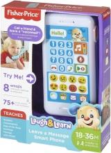 fisher price FPR15 Infant Smartphone Lascia Un Messaggio