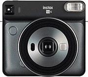 FUJI SQUARE SQ6 Fotocamera Istantanea Digitale 62x62 mm Graphite - Instax SQ 6