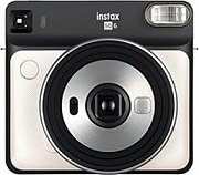 FUJI SQUARE SQ6 Fotocamera Istantanea Digitale 62x62 mm Pearl White - Instax SQ 6