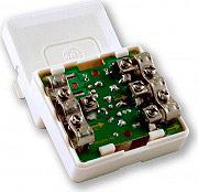 GBS Elettronica PTI3 Partitore da interno 1 Entrata 3 uscite 41264